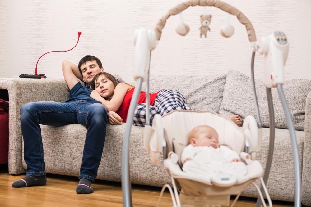 Crisi di coppia dopo la nascita di un figlio